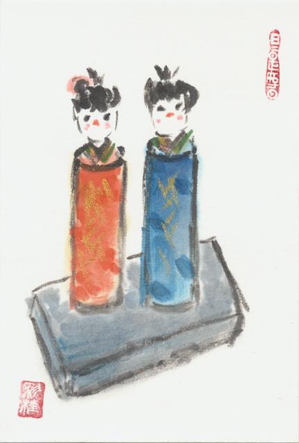 雛はがき作品26