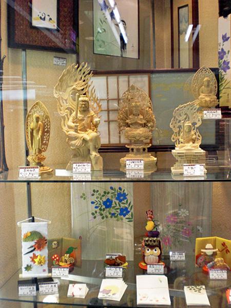 仏像・季節のお飾りなど