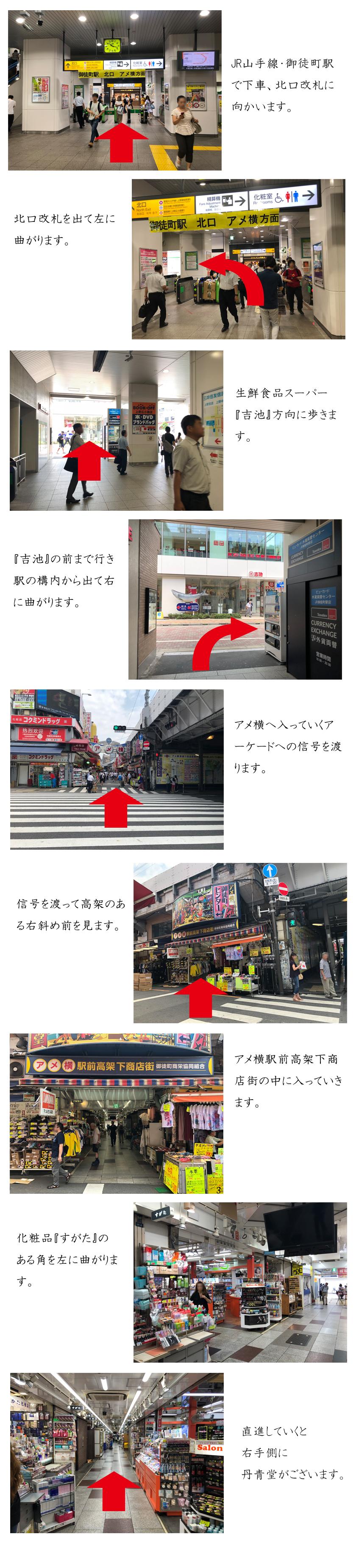 東京店経路