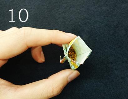 文香折り方10
