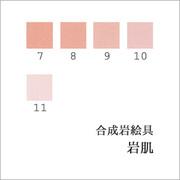 岩肌(日本画用・合成岩絵具)の色見本